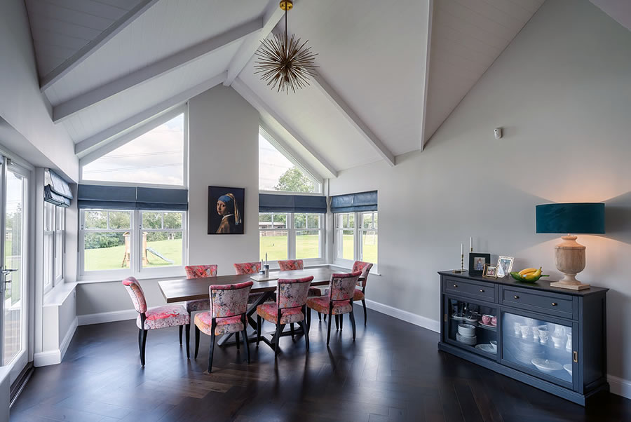 Meon House Dining Room