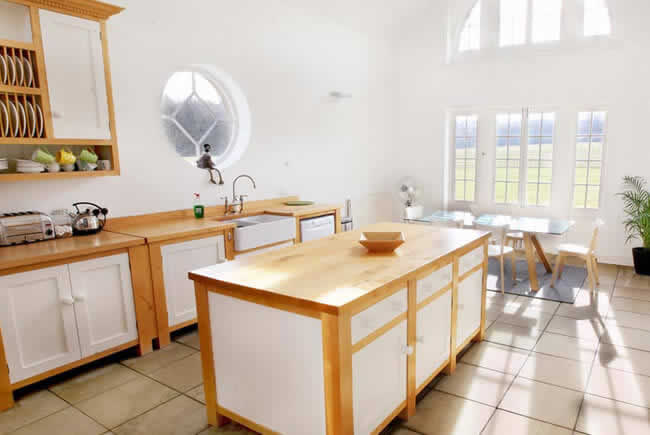 Dales Hall Kitchen