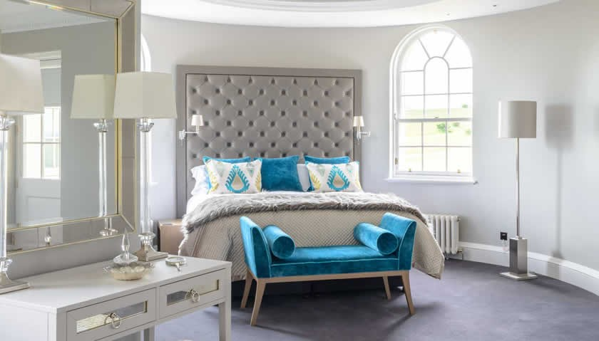 Gullane House Bedroom
