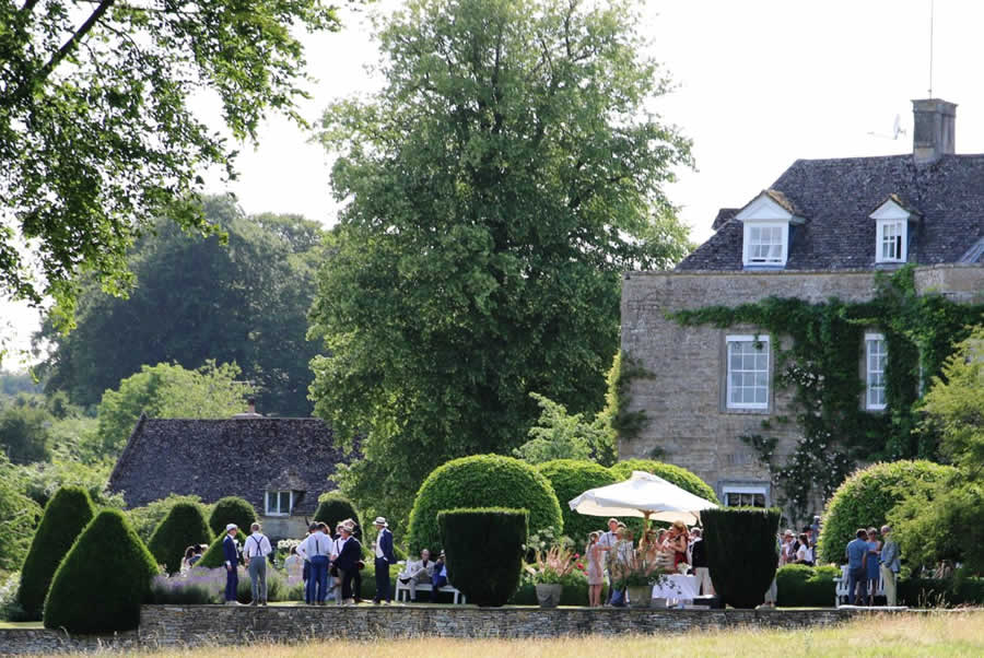 Oxfordshire Manor Garden Party