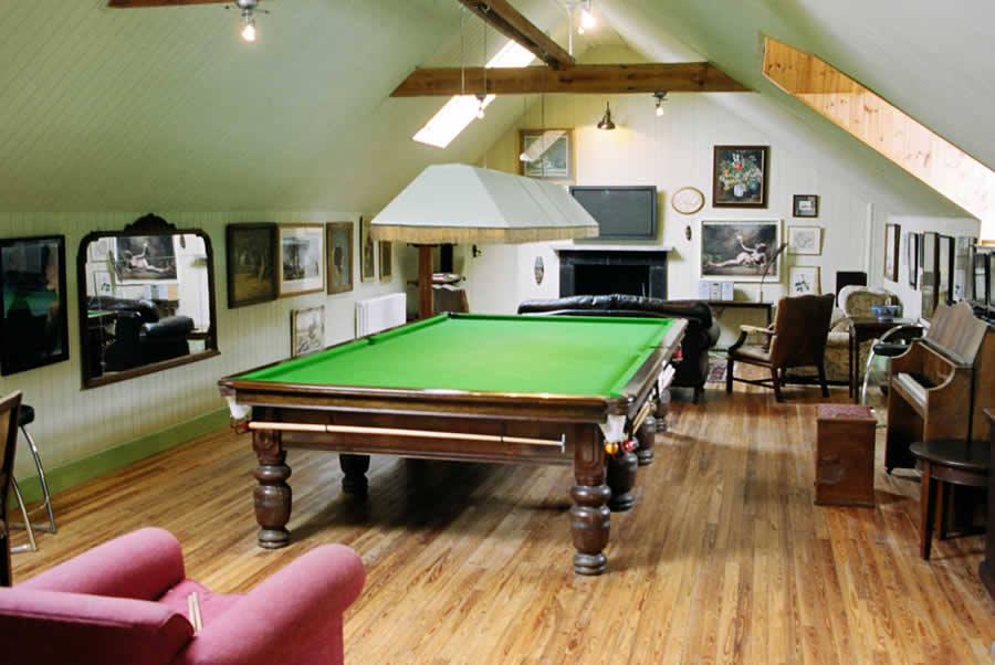 Devonshire House Games Room