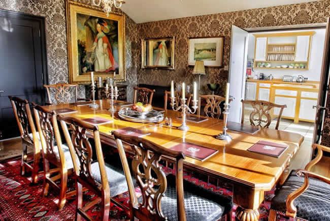 Dales Hall Dining Room