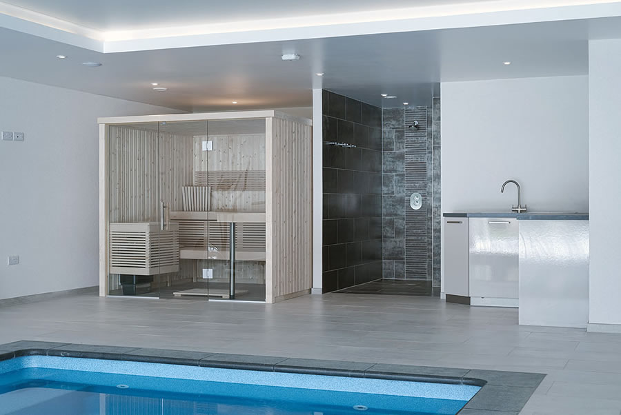 Meon House Swimming Pool And Sauna