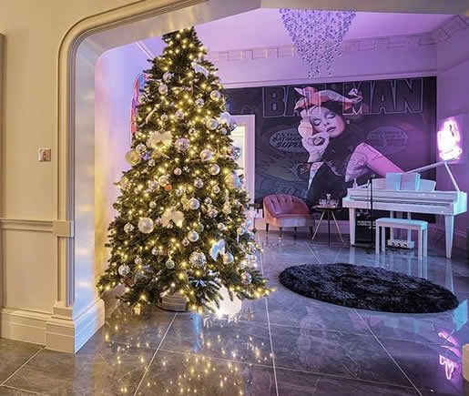 Holiday Rental In Wales 11 People Christmas 2020 Large houses to rent for Christmas   Big House Experience
