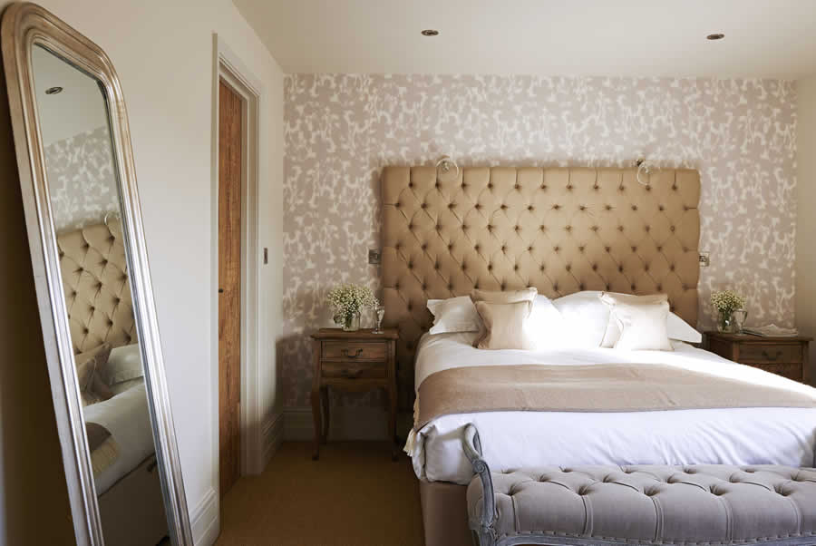 Castlemorton Barns Millhouse Bedroom 2