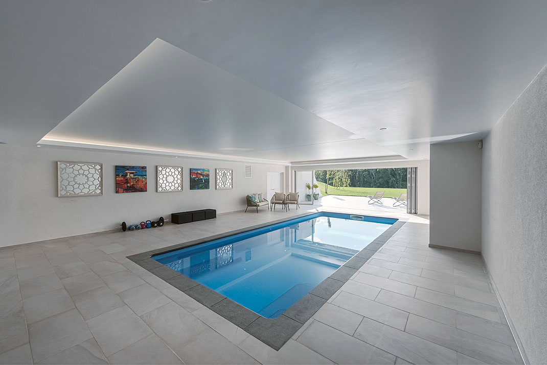 Meon House Swimming Pool