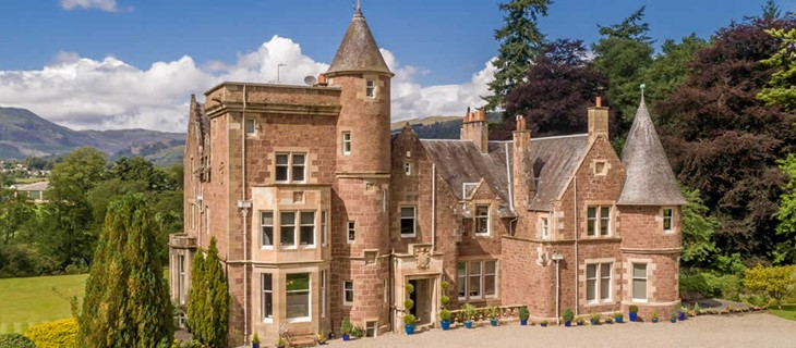 Teith Castle - Big House Experience