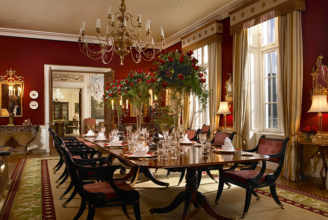 Kildare Manor Dining Room 1