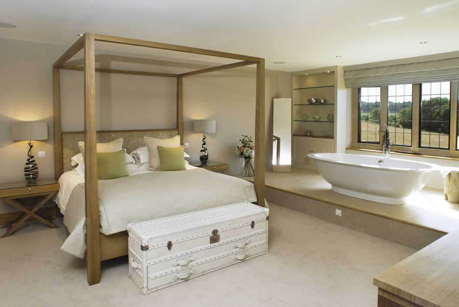 Campden House Master Bedroom
