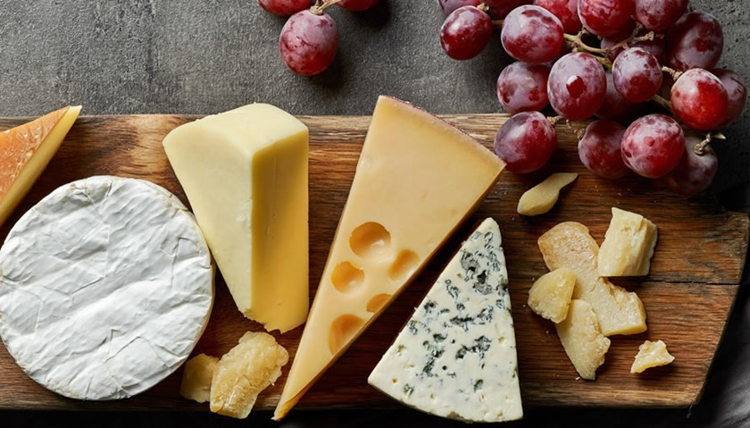 Devon Cheeses