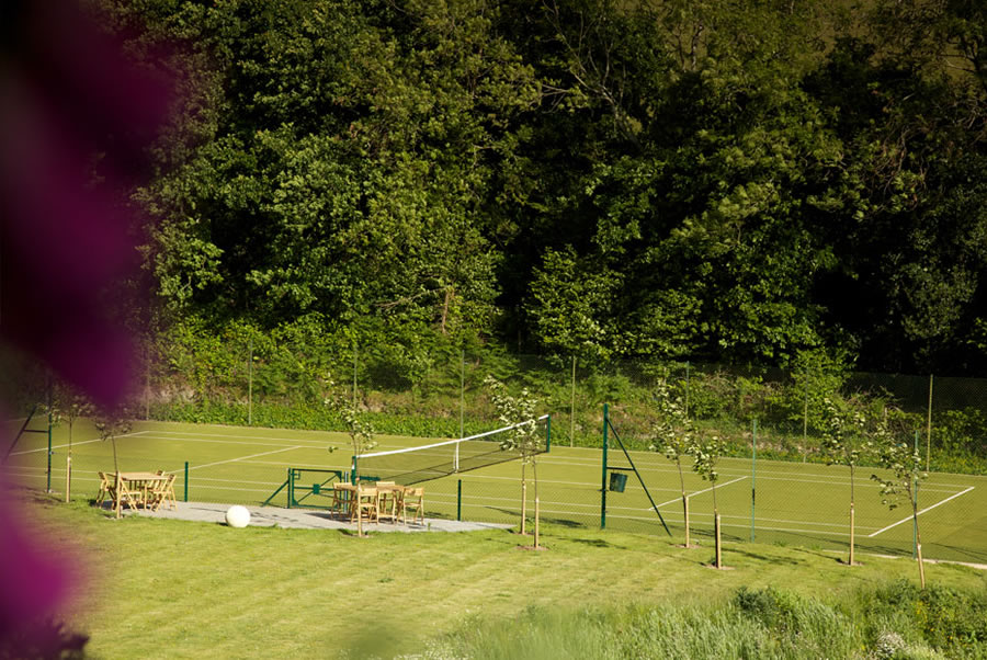 Vennlane House Devon Tennis